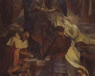 Court of Death — Джордж Фредерик Уоттс