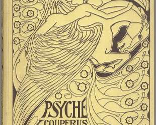 Cover for 'Psyche' by Louis Couperus — Ян Тороп