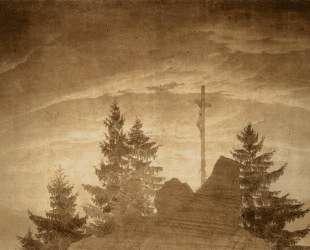 Cross in the Mountains — Каспар Давид Фридрих