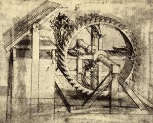 Crossbow Machine — Леонардо да Винчи