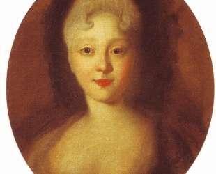 Crown princess Elizabeth, the future empress — Иван Никитин