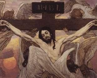 Crucified Christ — Виктор Васнецов