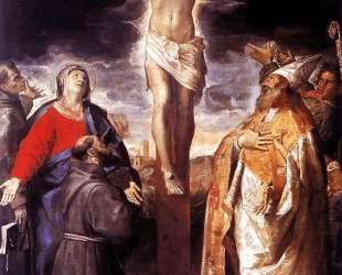 Crucifixion — Аннибале Карраччи