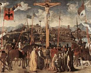 Crucifixion — Джотто