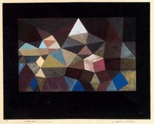 Crystalline Landscape — Пауль Клее