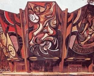 Cultural Polyforum — Давид Альфаро Сикейрос