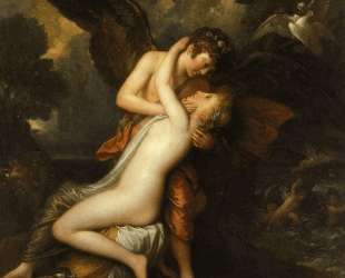 Cupid and Psyche — Бенджамин Уэст