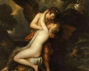 Cupid and Psyche — Бенджамин Уэст