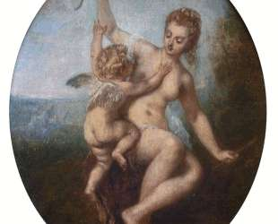 Cupid Disarmed — Антуан Ватто