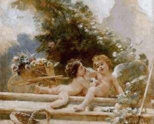 Cupid Gardeners — Константин Маковский