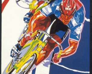 Cycling — Хиро Ямагата
