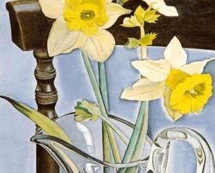 Нарцисы и сельдерей — Люсьен Фрейд