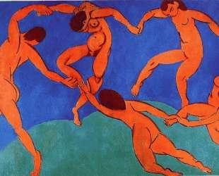 Dance (II) — Анри Матисс