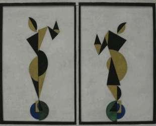 Dancers — Тео ван Дусбург
