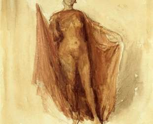 Dancing Girl — Джеймс Эббот Макнил Уистлер
