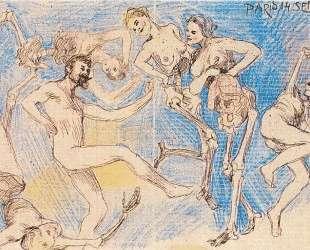 Danse Macabre — Франтишек Купка