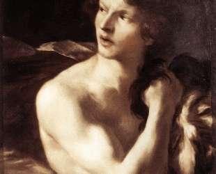 Давид с головой Голиафа — Джан Лоренцо Бернини