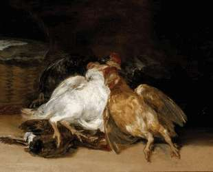 Dead Birds — Франсиско де Гойя