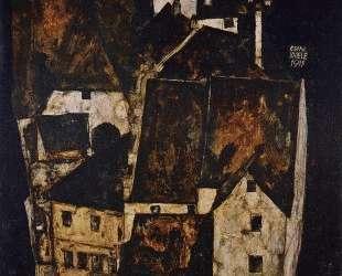 Dead City (City on the Blue River) — Эгон Шиле