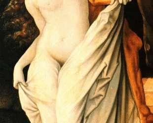 Женщина и смерть — Ханс Бальдунг
