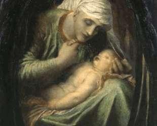 Death Crowning Innocence — Джордж Фредерик Уоттс