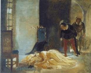 Смерть Имельды Ламбертацци — Николай Ге