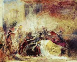 Смерть Петрония — Константин Маковский