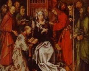 Death of the Virgin — Ганс Гольбейн Младший