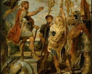 Decius Mus Addressing the Legions — Питер Пауль Рубенс