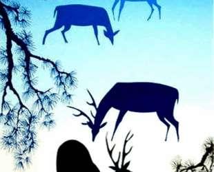 Deer — Джон Сингер Сарджент