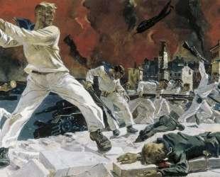 Оборона Севастополя — Александр Дейнека