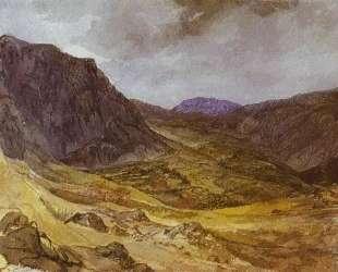Долина Дельфийская и Парнас — Карл Брюллов
