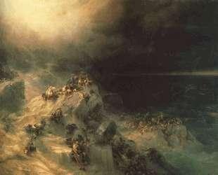 Всемирный потоп — Иван Айвазовский
