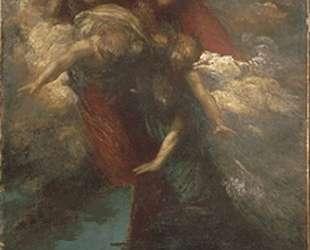 Denunciation of Adam and Eve — Джордж Фредерик Уоттс