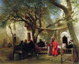 Дервиши в Каире — Константин Маковский