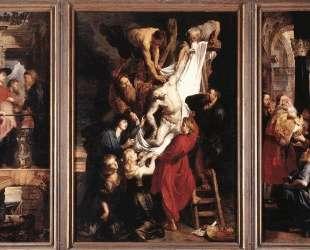 Descent from the Cross — Питер Пауль Рубенс