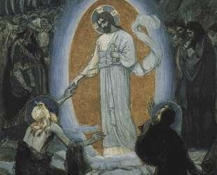 Сошествие Христа во Ад — Михаил Нестеров