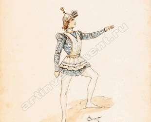 Дизайн мужского средневекового костюма — Сергей Соломко