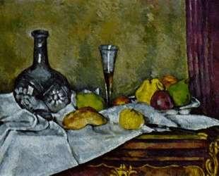 Dessert — Поль Сезанн