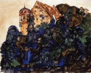 Deuring Castle, Bregenz — Эгон Шиле