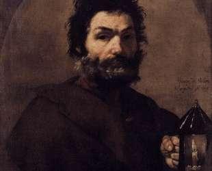Diogenes — Хосе де Рибера