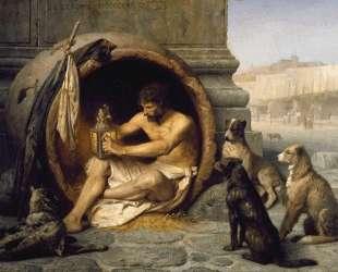 Diogenes — Жан-Леон Жером