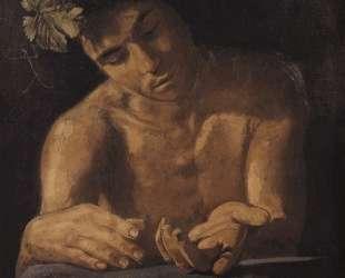 Dionysus, drunk — Янис Царухис