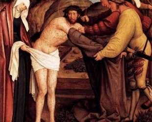 Disrobing of Christ — Бернхард Штригель