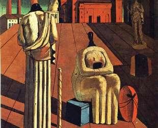 Беспокойные музы — Джорджо де Кирико
