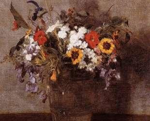 Diverse Flowers — Анри Фантен-Латур