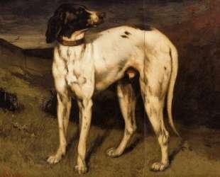Собака из Орнана — Гюстав Курбе