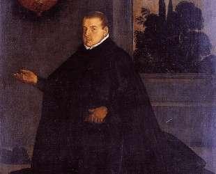 Don Cristobal Suarez de Ribera — Диего Веласкес