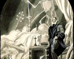 Don Juan. Illustration. — Карлос Саенс де Техада