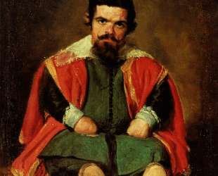 Don Sebastian de Morra — Диего Веласкес